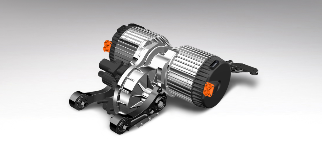 SSRD motor system