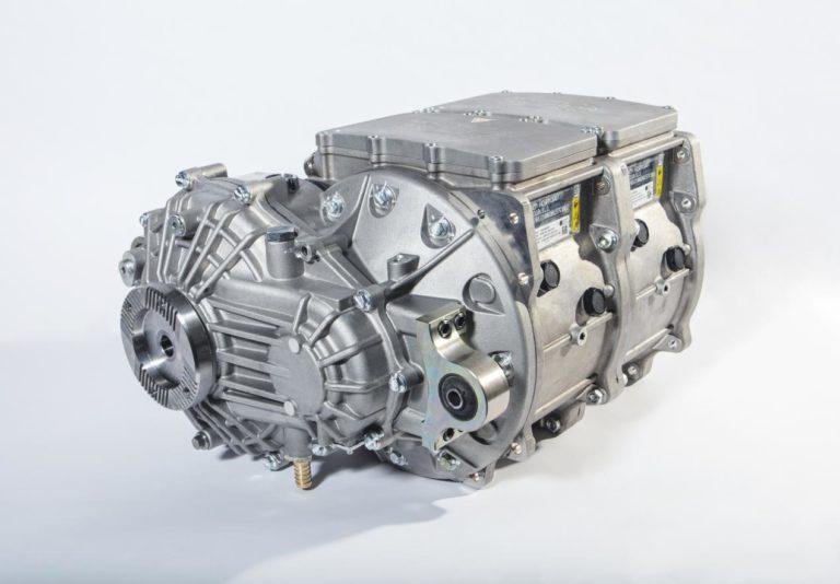 HDSRM motor system